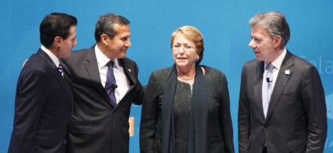 Presidents of Pacific Alliance prepare to face global challenges