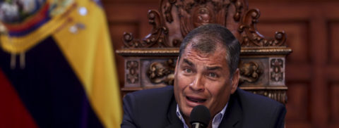 Ecuador studying payment accord for awarding $96 mn to Chevron