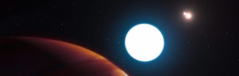 Astronomers discover planet with 3 suns