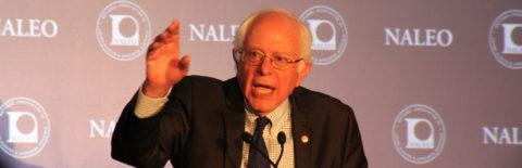 Plataforma demócrata quiere impulsar el debate migratorio en el partido