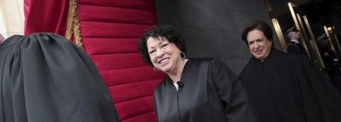 Fundación hispana en EE.UU. premiará el liderazgo de la jueza Sonia Sotomayor