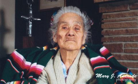 Solidaridad – Solidarity: Jerónima Márquez