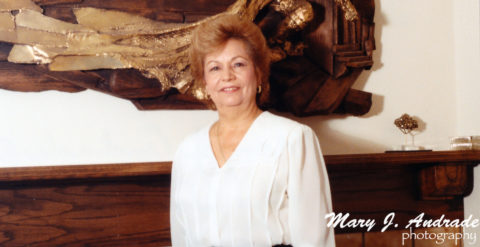 Solidaridad – Solidarity: Lena Manríquez