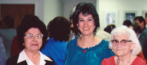 Honoring Solidarity Hispanic Senior Citizens – April 17, 1986