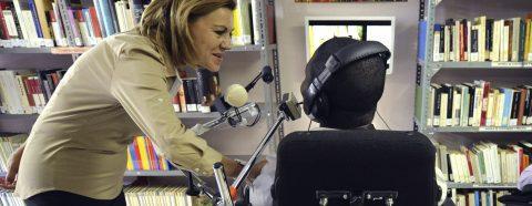 Parapléjicos ganan movilidad tras entrenar con realidad virtual y robots