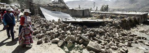 4 Dead, 68 injured in south Peru earthquake