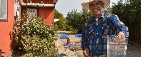 Zona rural de California ve reaparecer el agua tras años de sequía