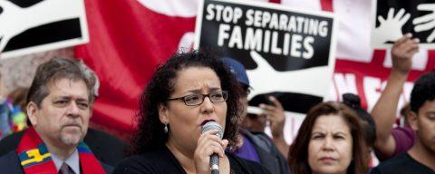 Activistas hispanos ven con incredulidad nuevo plan migratorio de Trump