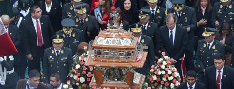 Thousands honor St. Rose of Lima as 400th anniversary of her death approaches