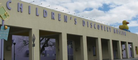 Children's Discovery Museum of San Jose receives Top Honors