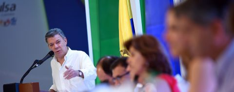 Colombian gov't, FARC rebels to sign peace pact Sept. 26