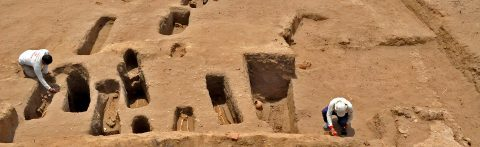 Evidence of child sacrifice found at centuries-old burial site in Peru