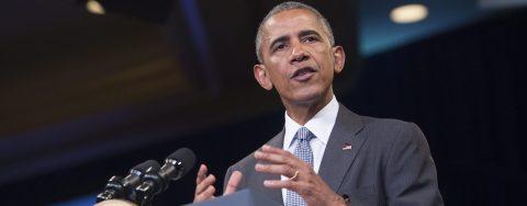 Obama pide a EE.UU. que no ceda al miedo en víspera del aniversario del 11S