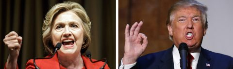 Clinton and Trump release medical records to show they are fit to serve