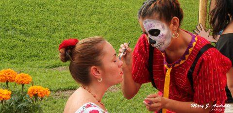Festival de Tradiciones de Vida y Muerte 2016, Xcaret, México