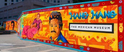 Celebrate Día de los Muertos at The Mexican Museum