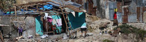 More than 1 million await humanitarian aid after Haiti hurricane