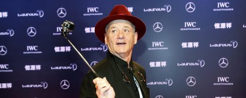 Bill Murray receives Mark Twain Prize for American Humor
