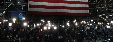 Clinton leads Trump 68-67 in electoral vote