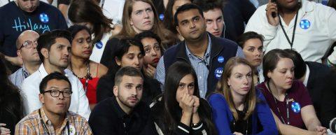 Clinton takes California, Colorado to pull ahead of Trump