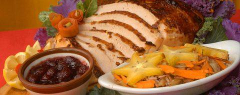 Acción de gracias, celebración estadounidense por excelencia con menú latino