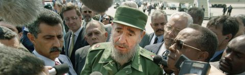 Cuba calls 9 days of national mourning following death of Fidel Castro