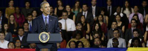 """Obama pide a Latinoamérica no suponer """"lo peor"""" de Trump antes de su mandato"""