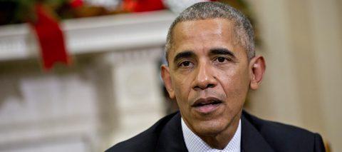 Obama advierte que EE.UU. tomará medidas contra Rusia por injerencia electoral