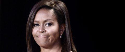 """Michelle Obama to Melania Trump: """"My door is open"""""""