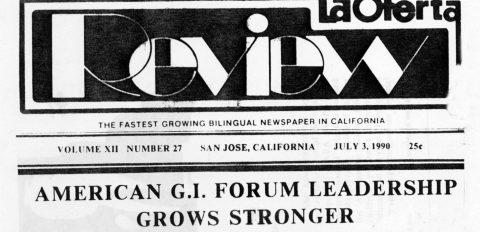 American G. I. Forum leadership grows stronger