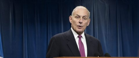 DHS chief insists ban on 7 Muslim-majority nations' citizens is temporary