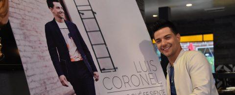 Luis Coronel publica nuevo sencillo en el que fusiona la balada y banda