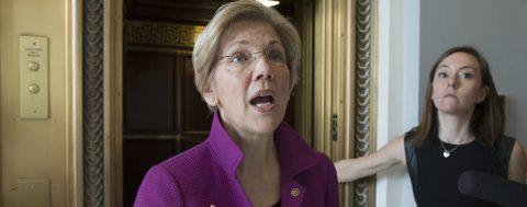 Senate attempt to silence Warren backfires