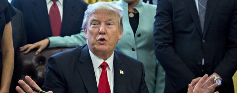 Trump: Immigration raids fulfill campaign promise
