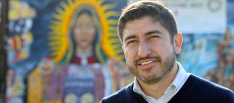 Carmona running for Congress, aspires to be a national leader on immigration
