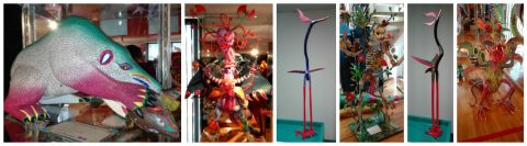 """The Mexican Museum Loans Famous """"Alebrijes"""" to the New Cholula Regional Museum in Puebla, Mexico"""