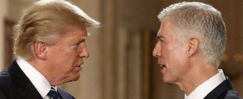 """Gorsuch promete cumplir con la """"imparcialidad"""" propia de los jueces de EE.UU."""