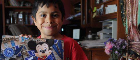 """""""Make-A-Wish"""" cumple deseos que devuelven esperanza de vida a niños enfermos"""