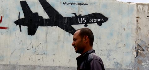 Trump gives CIA authority to carry out drone strikes, WSJ says