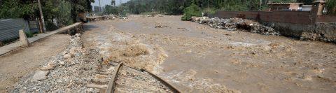 Amazon River flood alert due to heavy rains in Peru