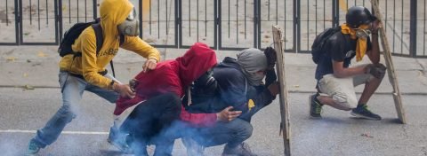 Opposition says more than 200 people injured in protests across Venezuela