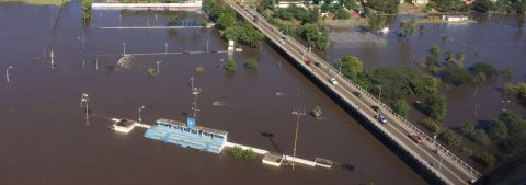More than 600 evacuated in northern Uruguay due to flooding
