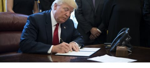 Trump orders investigation of steel imports