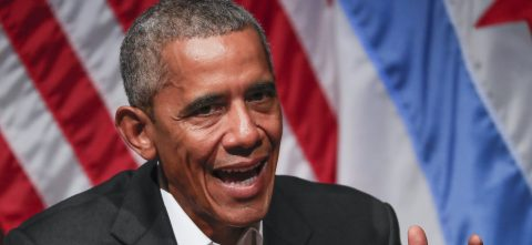 Obama says his new mission is encouraging youths to take part in politics
