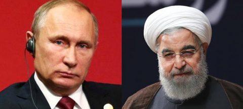 Rusia e Irán anuncian represalias si atacan de nuevo a Siria