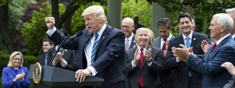 US lower house narrowly approves ObamaCare repeal