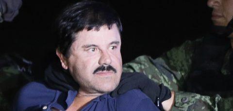 Chapo Guzman's trial in US to begin in April 2018