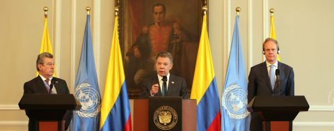 Colombia's FARC calls on dissident group to free kidnapped UN official