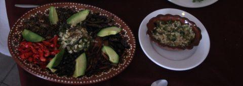 La comida prehispánica revive en México modernizando sus manjares