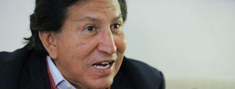 Toledo proclaims innocence, accuses Keiko Fujimori, Alan Garcia